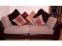 Corner sofa/ can be rearranged *****PRICE REDUCED******£150 0n0