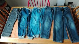Toddler jeans 5-6 year old