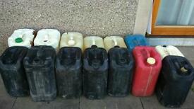 25lt barrels