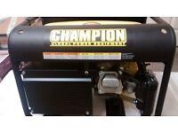 Champion 2800 watt Portable Petrol Generator