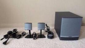 Bose Multimedia speakers