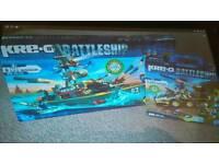 Kre-o. Battleship construction kits