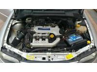V6 vectra 2.5 msd gsi engine complete