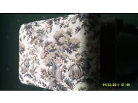 Adjustable Foot Stool Size L 19 inch W 12 inch