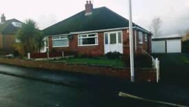 Vista rd, Higher Runcorn, 2 Bed bungalow