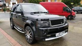 Range Rover Sport Black limited bodykit