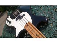 Westone Concorde Bass MIJ 80s