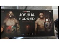 Joshua tickets
