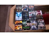 DVDs x 14..all good films..includes 3 x kids films..