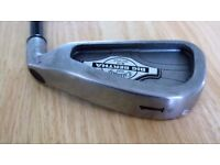 Callaway Big Bertha, X.12 Iron Golf Club, 1 Iron, RCH 96 Regular Flex Shaft
