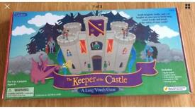 The Keeper Of The Castle Long Vowels Game. RRP £36 New, sealed game.