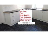 Fitter, Tiler, Joiner, Carpenter, Painter, Vinyl, Lino Flooring, Kitchen Bathroom Tiling, Handyman