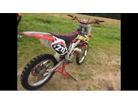 Honda cr 125 mint condition full rebuild may swap Crf Yz Yzf kx kxf rm rmz Ktm raptor jetski