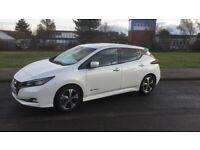 Nissan Leaf Tekna - low mileage plus optional extras - ULEZ