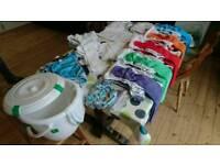 Tots Bots Eco-friendly Reusable Nappies