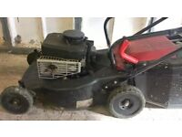 lawnmower, briggs and stratton engine