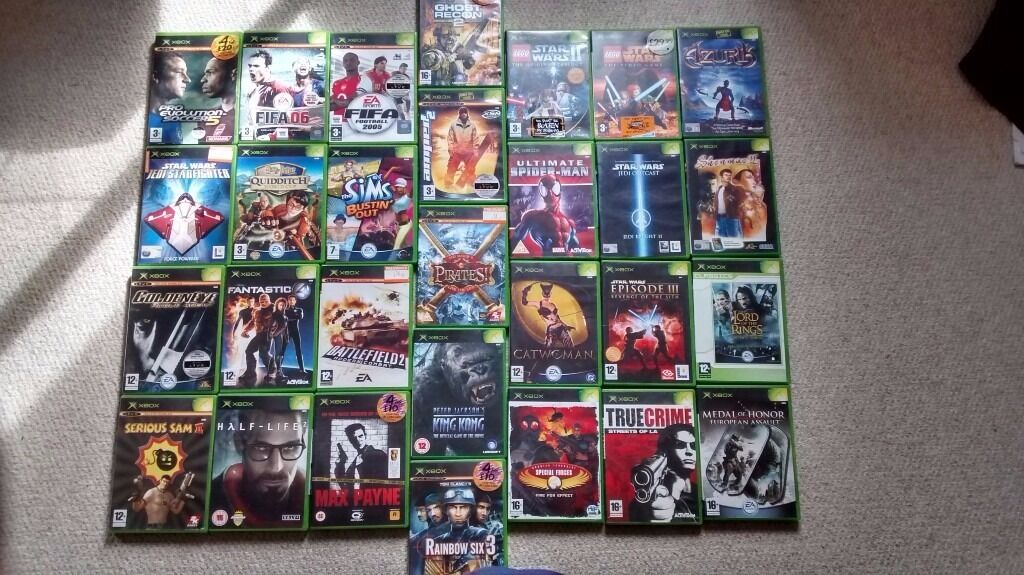 X Box Games For The Orginal : All xbox games fandifavi