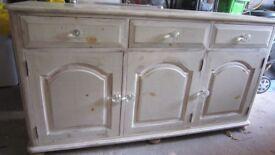 Sideboard/dresser bottom