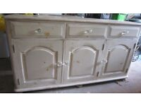 Sideboard/dresser bottom