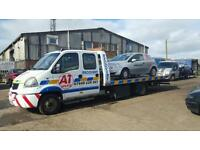 SPECIALIST VAN RECOVERY NO LENGTH OR WEIGHT RESTRICTION...SPECIALISED RECOVERY...CHEAP RATES