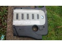 bmw e60 top engine plastic cover