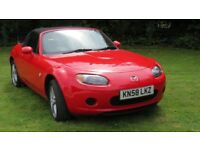 2008(58) Mazda MX5 1.8 Excellent condition low mileage