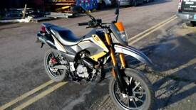KEEWAY TXM 125S TRIALS BIKE