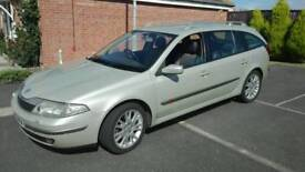 2003 Renault laguna 03 1.9dci estate