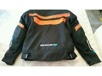 Motorcycle jacket medium size new condition