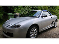 Ideal summer car, MGTF 1.6 for sale