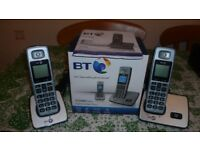 BT2000 (Twin) Digital Cordless Phones