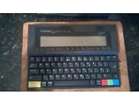Amstrad notebook nc100