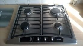 NEFF Gas hob T2346N1 - Used but in good condition