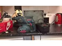 bosch 36v sds professionalcordless drill one battery but lasts all day