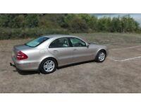 2003 Mercedes Benz E320 CDI Elegance 45,000 miles 2 owners