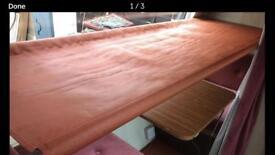 Caravan bunk bed