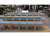 19 Ex Church Chairs