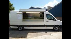 Looking for mobile catering van