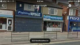 SHOP TO LET (HOT FOOD PLANNING FOR TAKEAWAY)