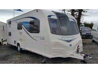 Bailey Pegasus Ancona - 6 Berth Touring Caravan