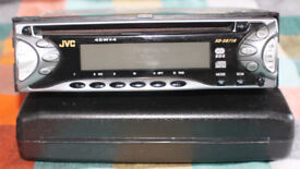 JVC FACE OFF RADIO CD PLAYER KD-S871R