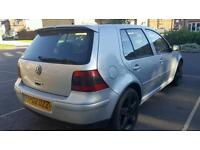 2002 golf mk4 gt tdi pd150 arl silver 5 door