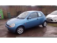 Ford ka 1.3 MOT march 17. Needs a new owner! Reliable good runner