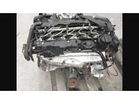 BMW 325d 3.0 DIESEL ENGINE COMPLETE