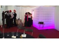 Photo booth and selfie pod hire