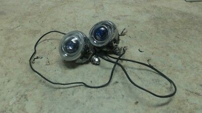 06 Polaris Victory Kingpin King Pin Front Headlights Head Lights