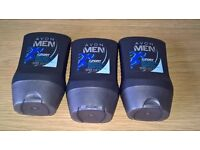 3 x sport aftershave balm