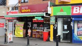 FULL BUILDING LEASE FOR SALE ON THE MAIN LADYPOOL ROAD