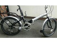 EXCELLENT CONDITION APOLLO TRANSITION FOLDING BICYCLE