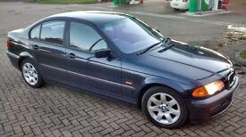 BMW 318 i 4 Dr SALOON,MOT,CLEAN CAR.